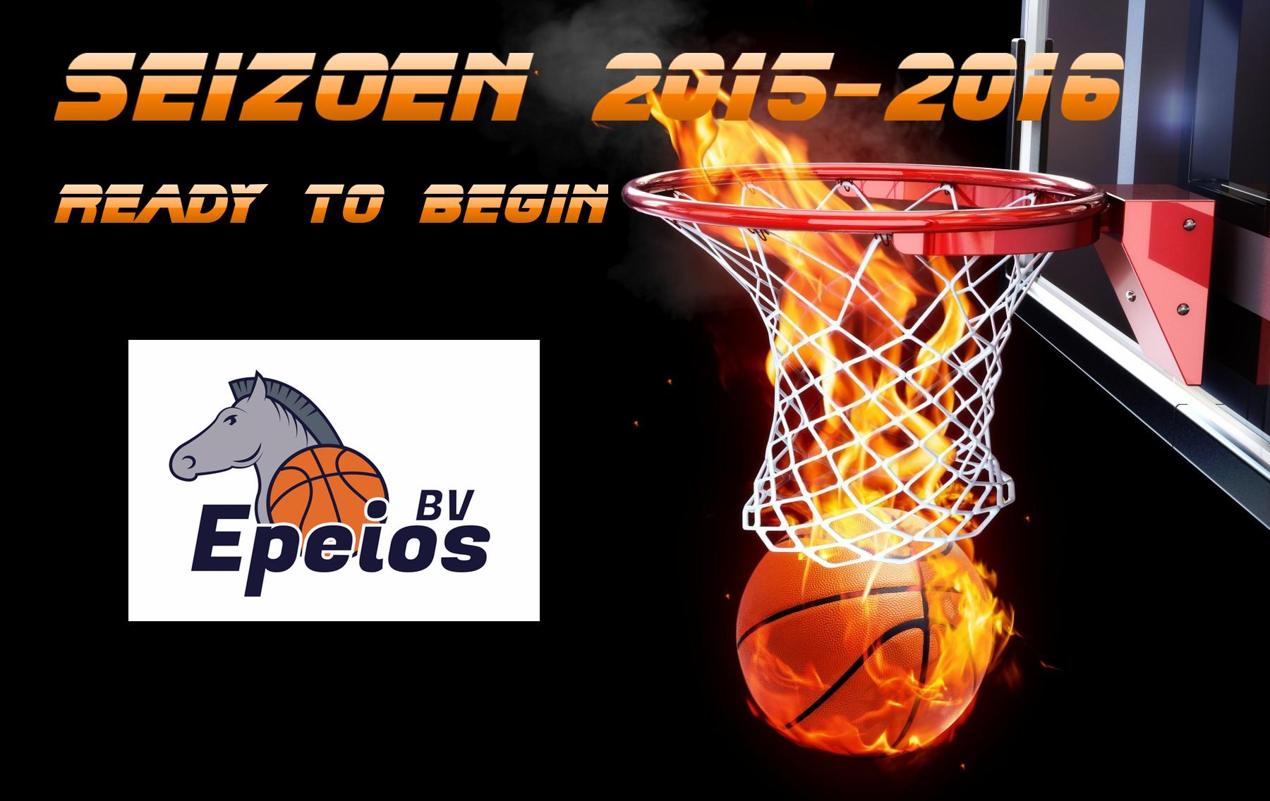 Seizoen 2015-2016 start